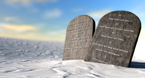 shutterstock_Ten Commandments small