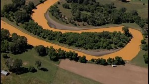 Colorado animas-river mine leak