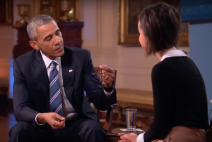 Obama YouTube interview MODIFIED