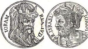 Kings Jehoram Judah Israel