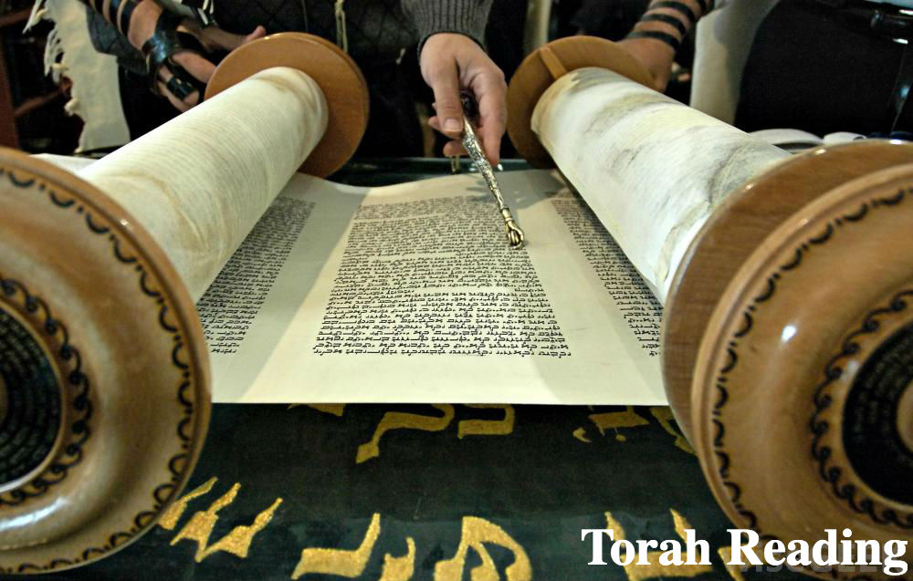 Torah reading MODIFIED