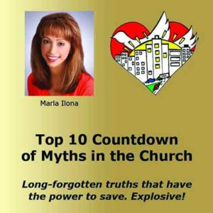 Top 10 Countdown of Myths in the Church