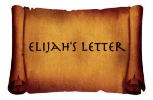 Elijahs Letter