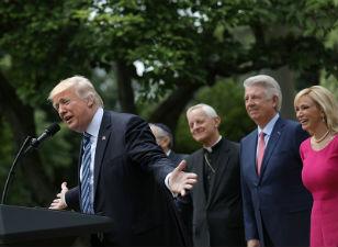 <b>Donald Trump and the False Prophet</b>